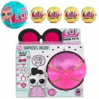 LOL Surprise Biggie Pet Dollmation 6pk Bundle Doll Sidekick Charm Fizz Mini Bomb Set MGA - 1 unit