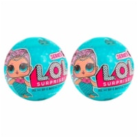 LOL Surprise Doll Series 1 Sidekick 2-Pack Mermaid L.O.L Figures MGA - 1 unit