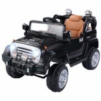 Costway 12V MP3 Kids Ride On Truck  Car RC Remote Control - 1 unit