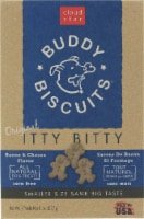 Buddy Biscuits Itty Bitty Bacon & Cheese Treats