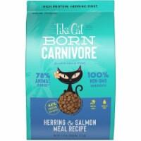 Tiki Pet 25147017 2.8 lbs Born Carnivore Herring & Salmon Dry Food for Cat - 1