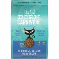 Tiki Pet 25147018 5.6 lbs Born Carnivore Herring & Salmon Dry Food for Cat - 1