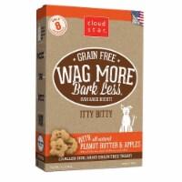 Wagmore 25072905 7 oz Grain Free Mini Baked Assorted Dog Food - 1
