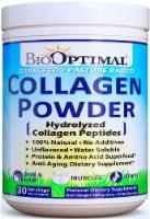 BioOptimal Collagen Powder, Grass Fed Collagen Peptides (30 Day Supply) - 2 Pack - 2 Pack