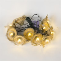 Luxen Home Tiki String Lights (12.8ft) - 1