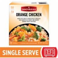 InnovAsian Cuisine Orange Chicken Rice Bowl