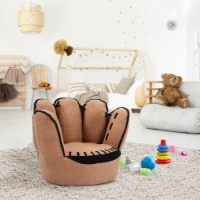 Costway Kids Sofa Five Finger Armrest Chair Couch Children Living Room Toddler Gift - 1 unit