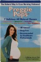 Three Lollies Assorted Flavor Preggie Pops