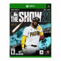 XBox Series X The Show 21 Video Game - 1 ct