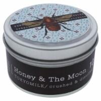 TokyoMilk Honey & The Moon Tin Candle  # 10 4 oz - 4 oz