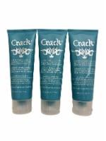 Crack hair Fix Original Styling Creme Set of 3 Each 2.5 OZ - 1