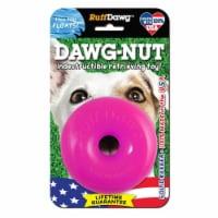 Ruff Dawg 3936 Dawg-Nut Toy - 3.5 in. Dia. - 1