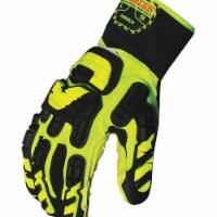 Ironclad Anti-Vibratn Gloves,3XL,Grn/Blk/Yllw,PR