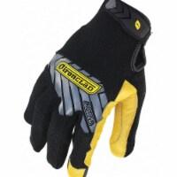 "Ironclad Mechanics Gloves,M/8,9"",PR  IEX-MPLG-03-M"