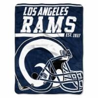 Los Angeles Rams Blanket