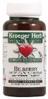 Kroeger Herb Bilberry Capsules - 90 ct