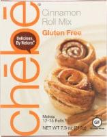 Chebe Gluten Free Cinnamon Roll Mix