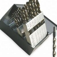 Cle-Line Jobber Drill Set,29 pc,HSS HAWA C18718