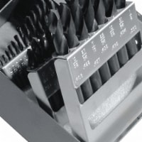Cle-line Screw Machine Drill Bit Set  Includes Metal Drill Index C21133