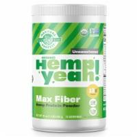 Manitoba Harvest Organic Hemp Pro Fiber Powder Supplement