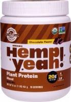 Manitoba Harvest  Hemp Yeah!™ Plant Protein Blend    Chocolate - 1 lb