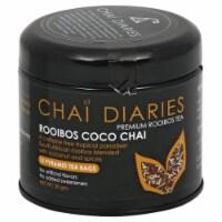 Rooibos Coco Chai - 15 Pyramid Bags - 1
