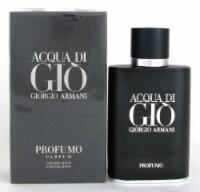 Acqua Di Gio Profumo by Giorgio Armani 2.5 oz./75 ml. Parfum Spray for Men. New - 2.5 OZ