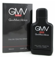 GMV Uomo by Gian Marco Venturi 3.38 oz Eau de Toilette Spray for Men. New In Box - 3.38 OZ