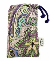 ETRO Cosmetic Make Up Fabric Pouch Made in Italy. Brand new - 7 in x 4.5 in