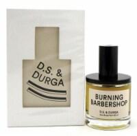 D.S. & Durga Burning Barbershop 1.7 oz./ 50 ml. EDP Spray for Men. New in Box