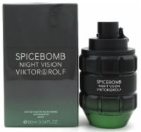 Spicebomb NIGHT VISION Cologne by Victor & Rolf 3.04 oz. EDT Spray for Men. NEW - 3.04 OZ