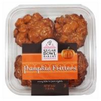 Sugar Bowl Bakery Pumpkin Fritters 4 Count