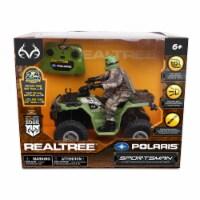 Realtree Polaris Sportsman Remote Controlled ATV Rider