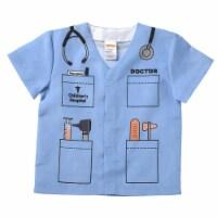 Aeromax AEATDDB My 1st Career Gear Blue Doctor Top