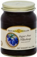 Nature's Hollow Sugar Free Blueberry Preserves