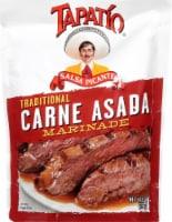 Tapatio Traditional Spicy Carne Asada Marinade - 8 fl oz