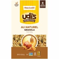 Udi's Gluten Free Pure & Simple Au Natural Granola