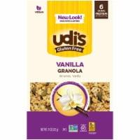 Udi's Gluten Free Vanilla Granola