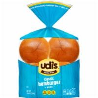 Udi's Gluten Free Classic Hamburger Buns 8 Count