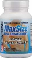 M.D. Science Lab Maximum Strength MaxSize® Male Enhancement Tablets