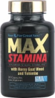 M.D. Science Lab MaxStamina™ with Horny Goat Weed and Yohimbe