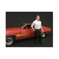 American Diorama 77503 70s Style Figure III for 1 isto 24 Model Car