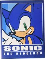Sonic The Hedgehog Pocket File Folder Goodies - 1