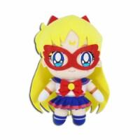 Sailor Moon Sailor V 8 Inch Plush Figure - 1 Unit