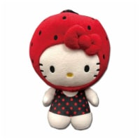 Hello Kitty Strawberry Outfit 12 Inch Plush Figure