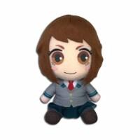 My Hero Academia S2 Ochaco Seifuku Sitting 7 Inch Plush Figure