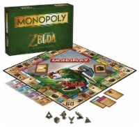 Monopoly Legend Of Zelda Collector's Edition Boardgame