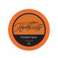 Hamilton Mills Pumpkin Spice Coffee Pods, 2.0 Keurig K-Cup Brewer Compatible, 40 Count