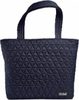 Fit and Fresh Metro Reusable Tote - Navy
