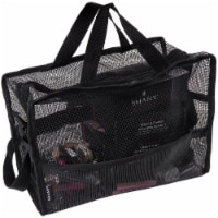 SHANY Collapsible Organizer Mesh Bag and Travel Tote - 1 Each